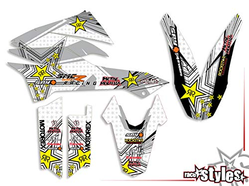 690 SMC R (12-17) | Factory DEKOR Decals KIT Aufkleber Graphics