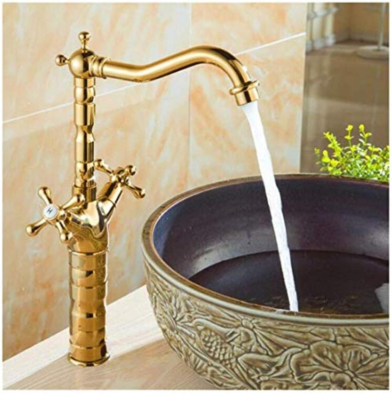Wasserhahn Küche Bad Garten Spülen Sie Badezimmer-Becken-Mischer Heier Und Kalter Hahn Ctzl3099