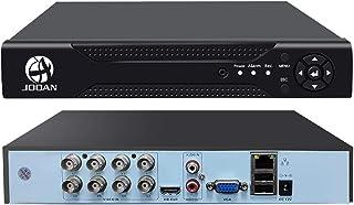 JOOAN 8CH 1080P DVR Security Video Recorder P2P Service Mobile Remote Monitoring 8 Channel DVR Smartphone&PC Easy Remote A...