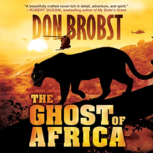 The Ghost of Africa audiobook cover art