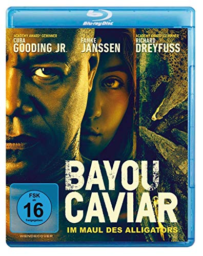 Bayou Caviar - Im Maul des Alligators [Blu-ray]