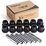 10L0L Bushing and Sleeve Kit for Club Car DS and EZGO TXT 1994-UP, Golf Cart Front or Rear...