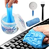 Tastatur Reiniger,FUNVCE Universal Tastatur Reinigung Super Clean Gel tastatur reinigungsgel...