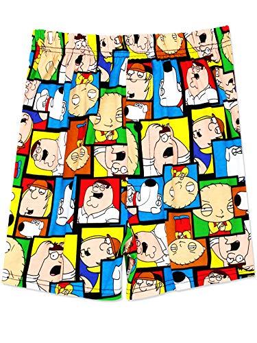 Family Guy Herren Briefly Stated Boxershorts Unterwäsche - - XX-Large