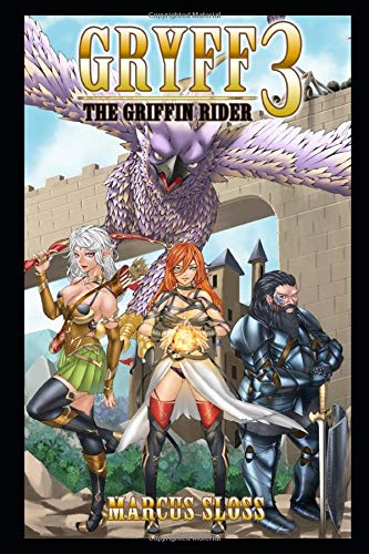 Gryff The Griffin Rider 3 (A Fantastic Harem, Band 3)