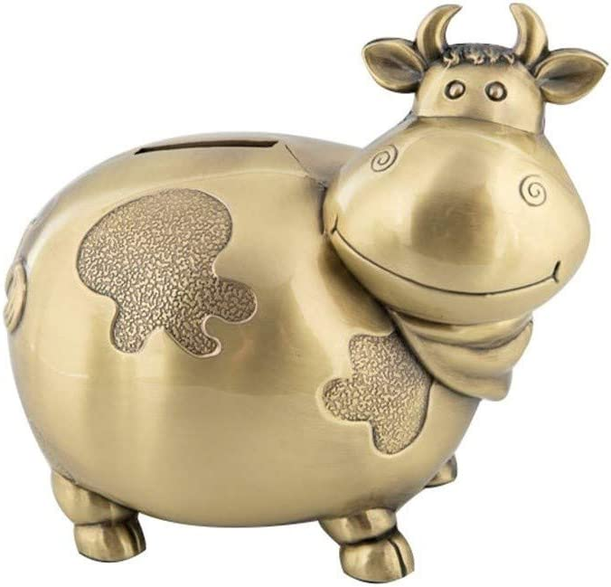 CHJUF Piggy Max Ranking TOP2 86% OFF Bank Money Box Boxes Cow Lovely Cas