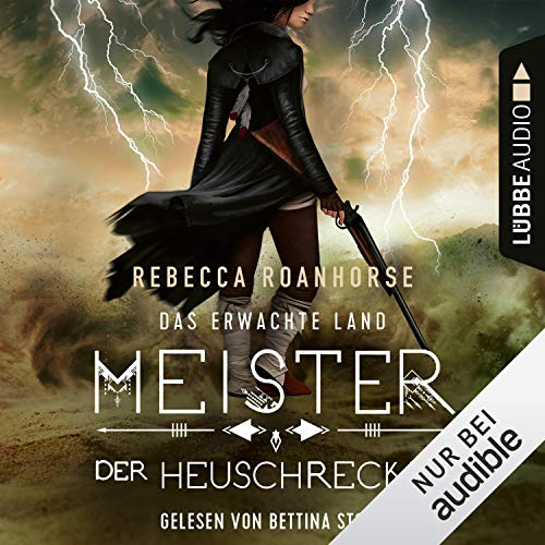 Meister der Heuschrecken cover art