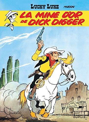 Lucky Luke, tome 1 : La Mine d'or de Dick Digger