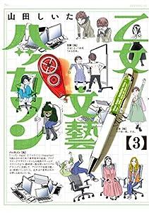 乙女文藝ハッカソン 3巻 表紙画像