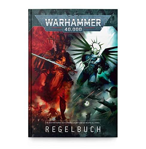 Unbekannt Warhammer 40.000 Regelbuch - 9te Edition (2020)