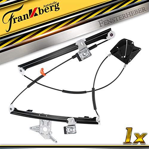 Frankberg Fensterheber Elektrisch Ohne Motor Vorne Links für Lupo 6X1 6E1 2/3-Türig 1998-2005 6X0837461