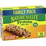 Nature Valley Granola Bars, Peanut Butter Dark Chocolate, Gluten Free, 21.3 oz, 15 ct