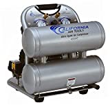 CALIFORNIA AIR TOOLS CAT-4620AC 4GAL 2HP Twn Compressor