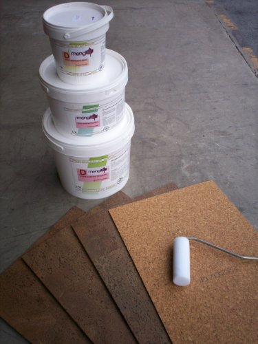 Korkkleber im 1 kg-Gebinde