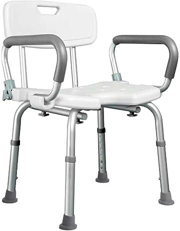 Vasca da Bagno per Uso Pesante E Doccia Assistita Disabili Anziani Aiuto per Accessibilit/à Bagno Medico per Anziani Sedia da Doccia per Disabili Regolabile