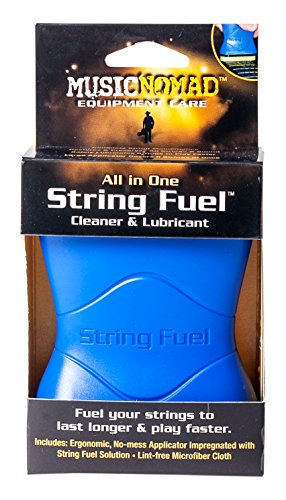 Music Nomad MN109 String Fuel Cleaner and Lubricant