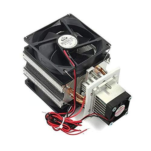 Jane Ge 2020 Conservare 12V 6A Fai da Te elettronici a semiconduttore Frigorifero Radiatore Impianto di refrigerazione