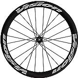 Pegatinas Llantas Bicicleta Vision WH85 Plata