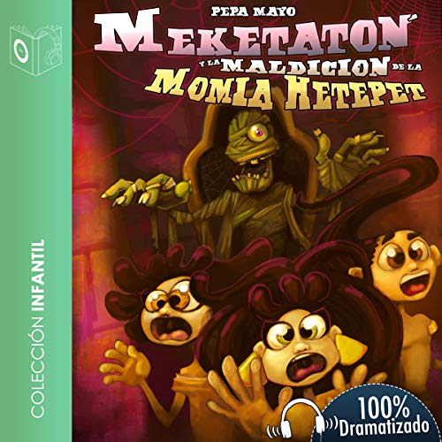 Meketaton (Spanish Edition) audiobook cover art