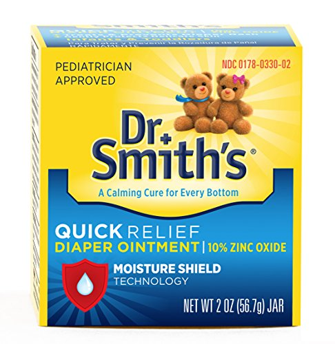 Dr Smith#039s Quick Relief Diaper Rash Ointment 2 Ounce