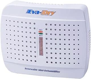 New Eva-Dry E-333 Dehumidifier Protects Gun Safe, Boat, RV from Humidity & Moisture