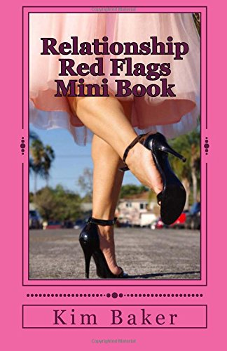 Relationship Red Flags Mini Book