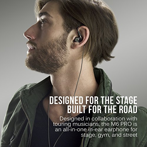 Product Image 5: MEE audio M6 PRO Musicians' In-Ear Monitors