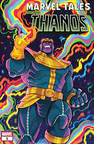 Marvel Tales: Thanos (2019) #1 (Marvel Tales (2019 ...
