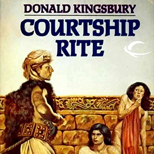 Courtship Rite audiobook cover art
