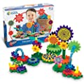 Learning Resources Gears! Gears! Gears! Gizmos Building Set, Construction Toy, STEM Learning Toy, 83 Pieces, Ages 3+ by Learning Resources