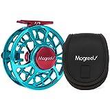 Magreel Angelrolle Ersatzrolle Fliegenrolle mit Körper aus Aluminiumlegierung CNC 3/4, 5/6, 7/9...