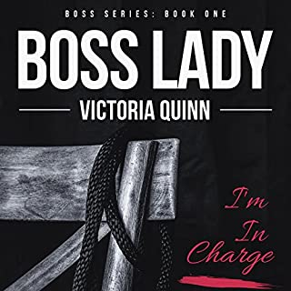Boss Lady audiobook cover art