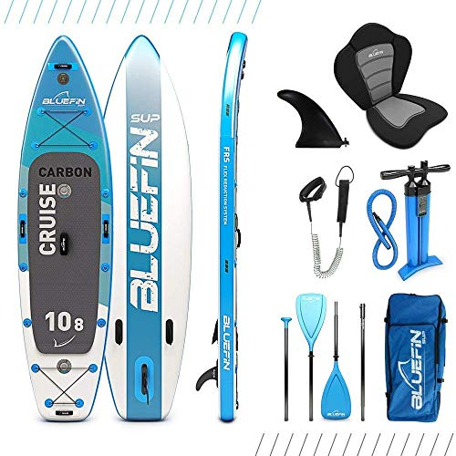 Paquete Sup Bluefin Cruise | Tabla Paddle Surf Hinchable