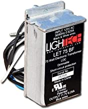 Access Lighting LET-75BF-120/12 Transformer