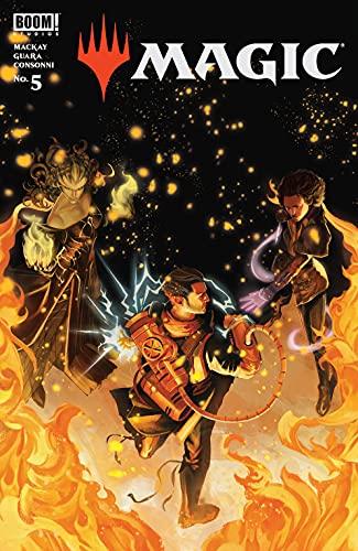 Magic The Gathering #5 (Magic the Gathering (BOOM!)) (English Edition)