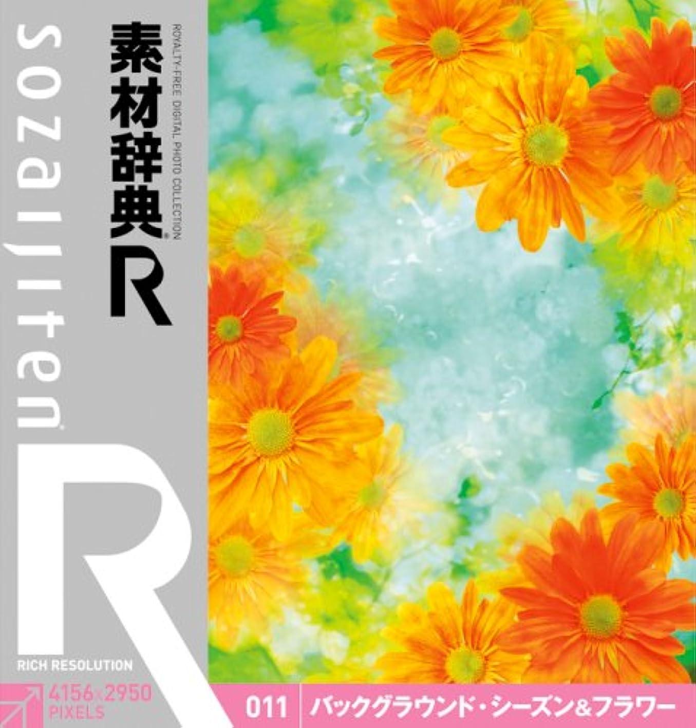 駅立ち向かう自殺素材辞典[R(アール)] 011 バックグラウンド?シーズン&フラワー