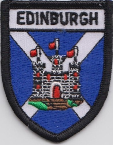 City of Edinburgh Écosse Écusson