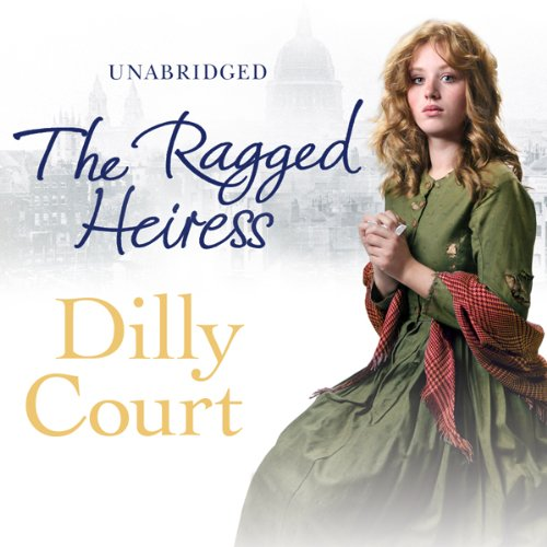 The Ragged Heiress audiobook cover art