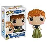 Lotoy Funko POP Movies: Frozen 2 - Coronation Anna 9.5 cm vinilo regalo para los fans del anime cump...