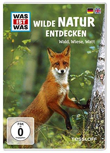 Was Ist Was DVD Wilde Natur entdecken. Wald, Wiesen, Watt