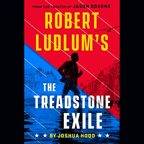 Robert Ludlum's The Treadstone Exile  By  cover art