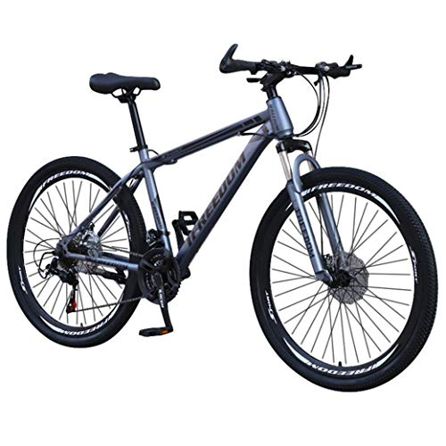 26in Mountain Bike Shimanos 21 Speed Bicycle Full Suspension MTB Bikes for Men and Women