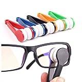 Best Glasses Cleaners - 5 Pcs Mini Sun Glasses Eyeglass Microfiber Spectacles Review