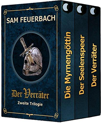 Der Verräter - Band 4 bis 6 der Krosann-Saga: Der Fantasy-Erfolg als Sammelband (Die Krosann-Saga in zwei Sammelbänden 2)
