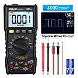 Digital Multimeter, LIUMY LM5005 TRMS 6000 Counts Auto Range Meter...