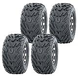 Set of 4 WANDA ATV tires go cart tires 16x8-7 16X8X7 4PR