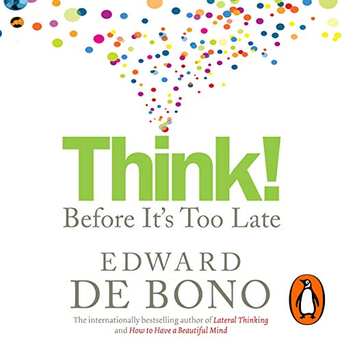 Think! Before It's Too Late audiobook cover art