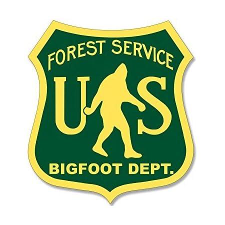 Bigfoot Boyfriend patch