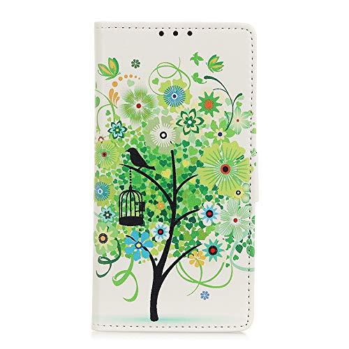 Botongda für Motorola One Action Hülle,Magnetverschluss Kunstleder Tasche mit Standfunktion & Kreditkartensteckplatz Flip Wallet Hülle Cover für Motorola One Action (No:5)