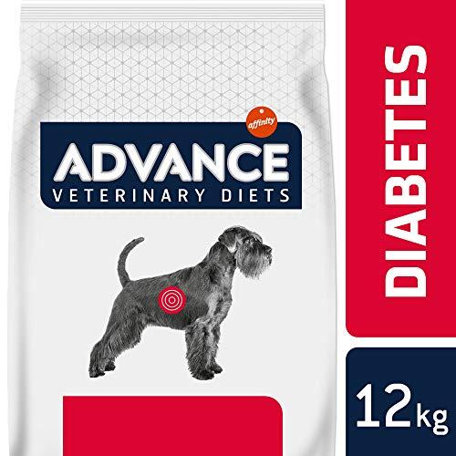 Advance Veterinary Diets Croquettes pour Chien Diabetes Colitis - 12 kg